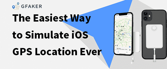 fake iphone GPS location