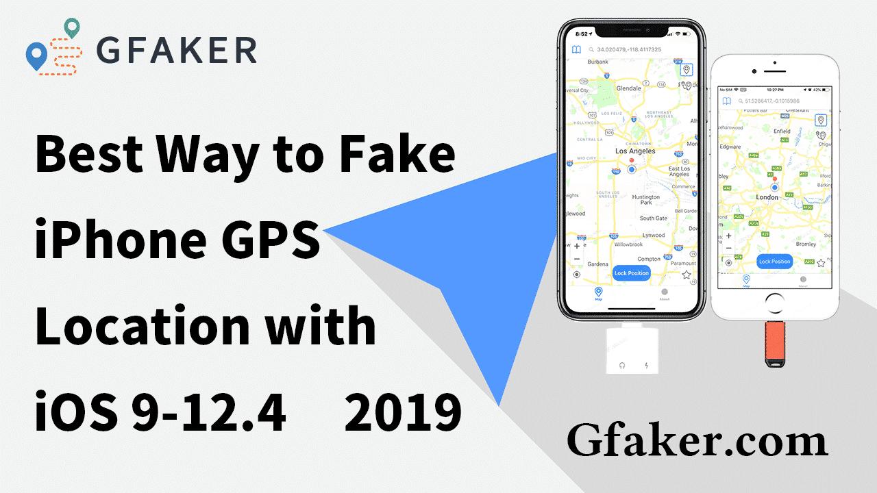 simular la ubicación del GPS del iPhone
